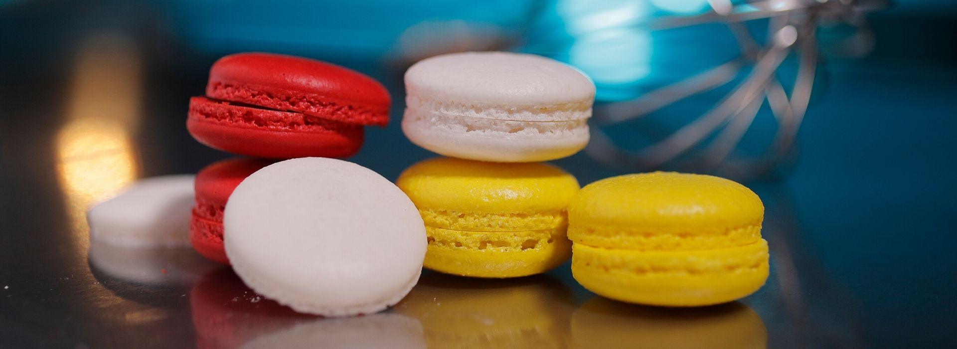 Macarons [videoricetta Bakery Innovation]