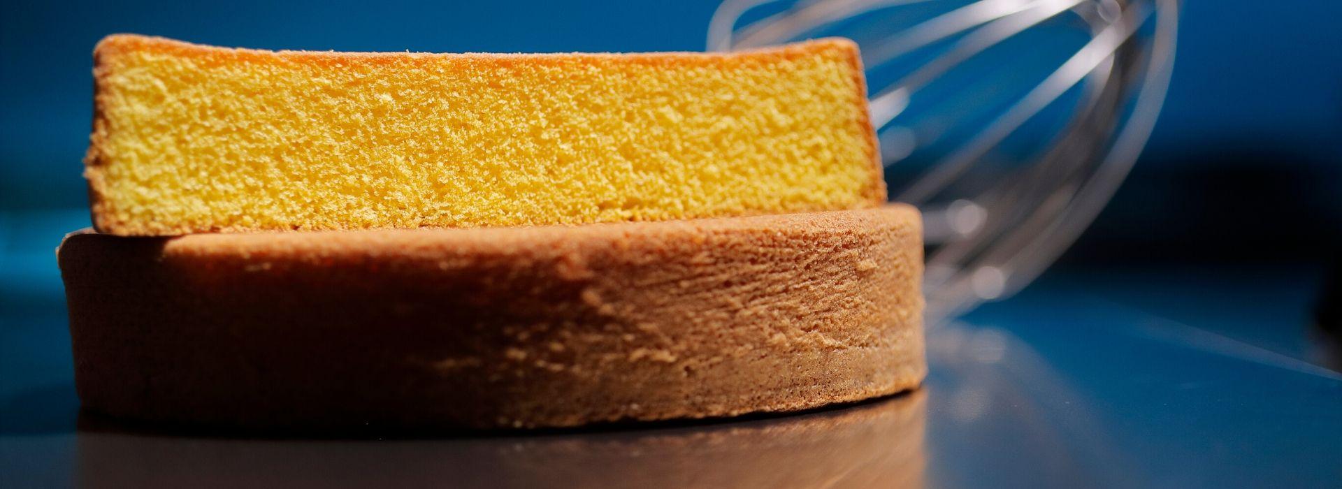 "Pan di Spagna ""Genovese"" [videoricetta Bakery Innovation]"