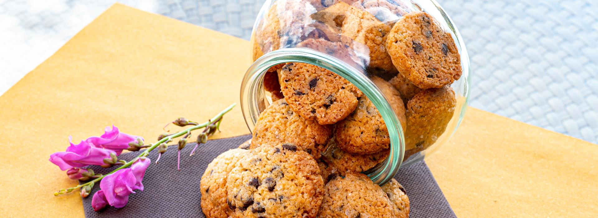 Cookies- ricetta Eurovo